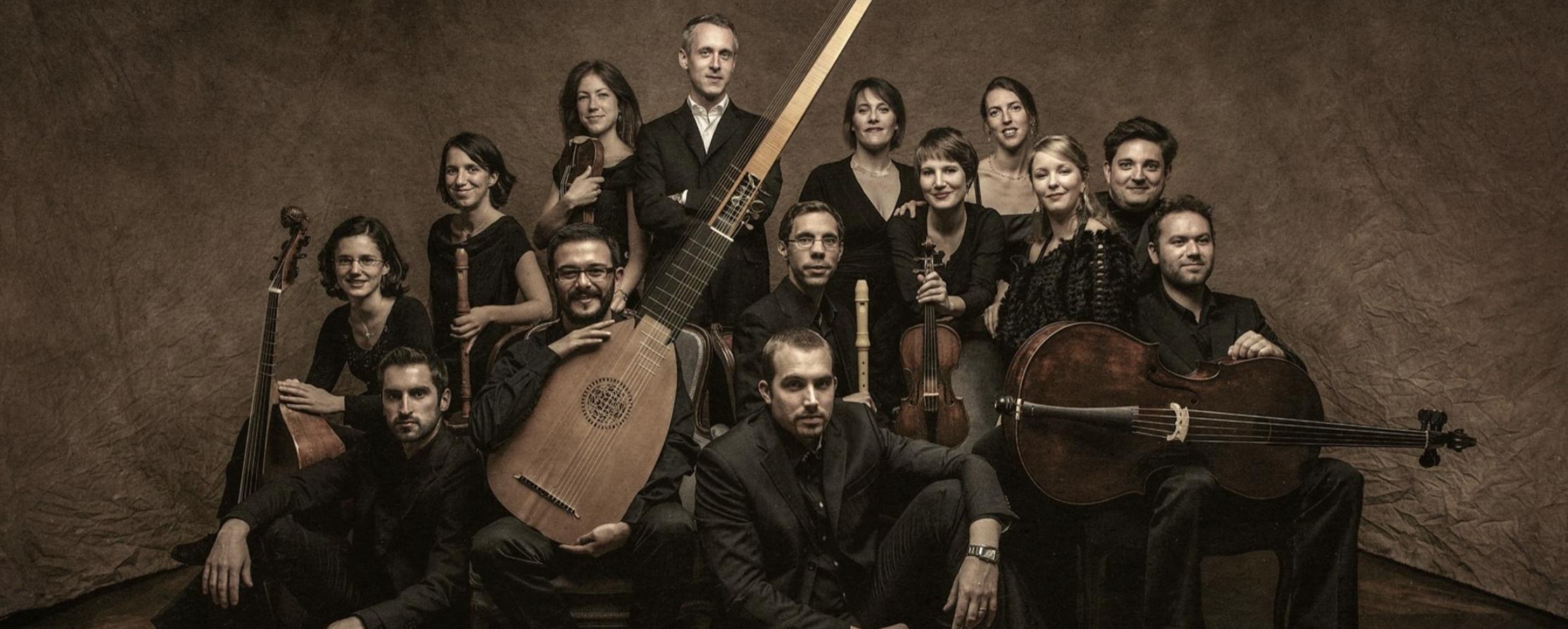 Festival oude muziek openingsconcert