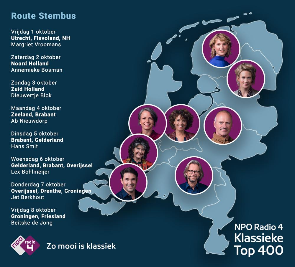 Route Stembus