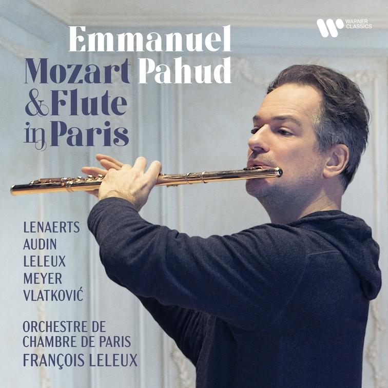 Warner Emmanuel Pahud French Touch CD Cover 8v3