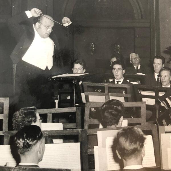 Het oorlogsverhaal van componist Hans Krieg