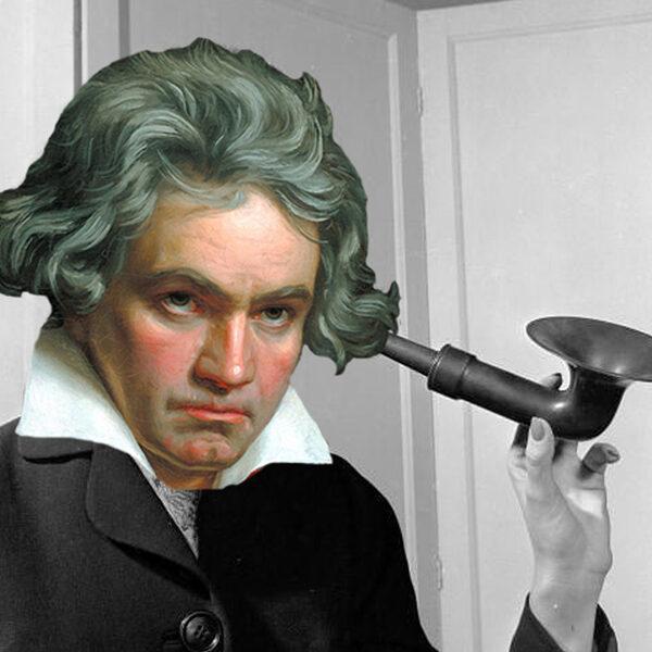 Hoe Beethoven worstelde met zijn doofheid