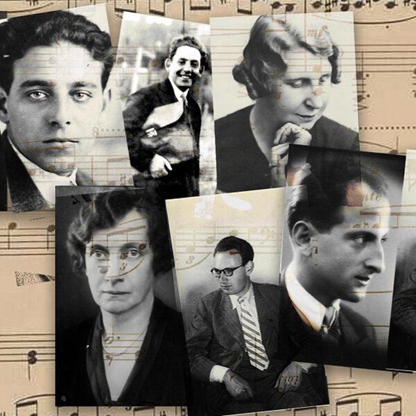 Musici die zijn vervolgd in de Tweede Wereldoorlog