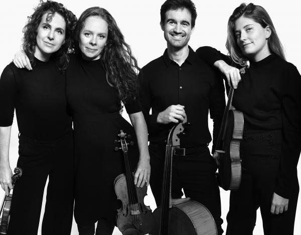 19 185f9f7cb4 Belinfante Quartet Meinke Klein 1