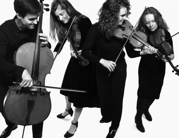 19 f026d6c3d6 Belinfante Quartet Meinke Klein 2