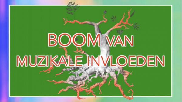21 c91e6f8936 Boom van Muzikale invloeden