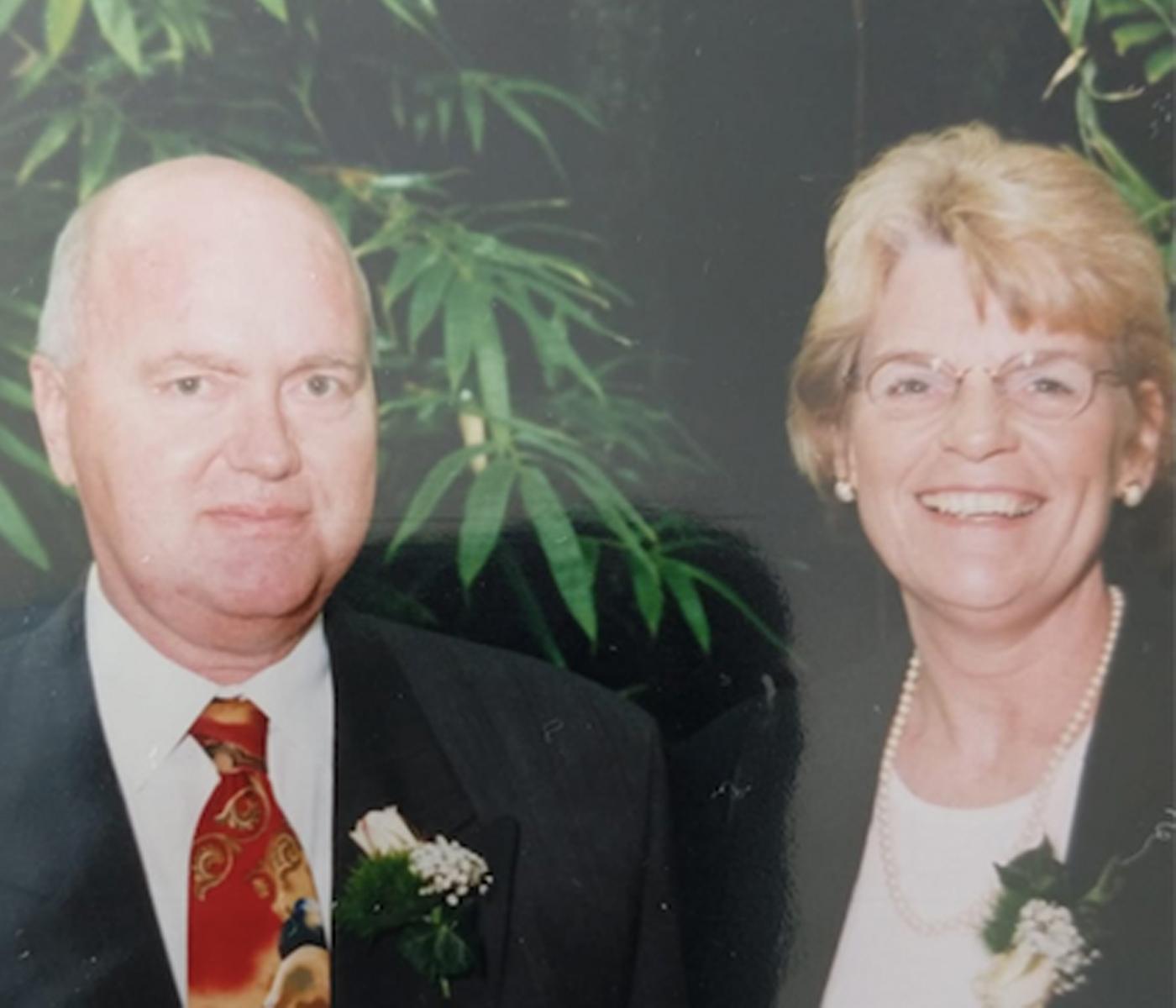 Bram en Mary