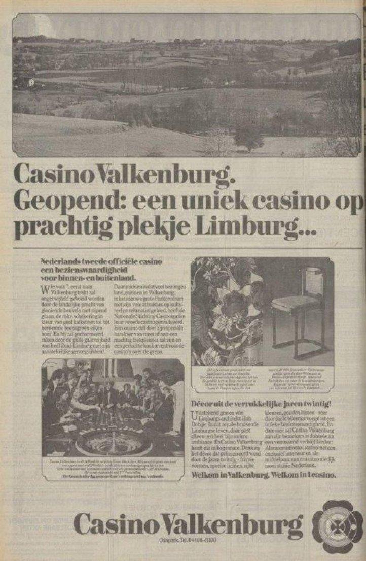 Holland Casino Valkenburg opening