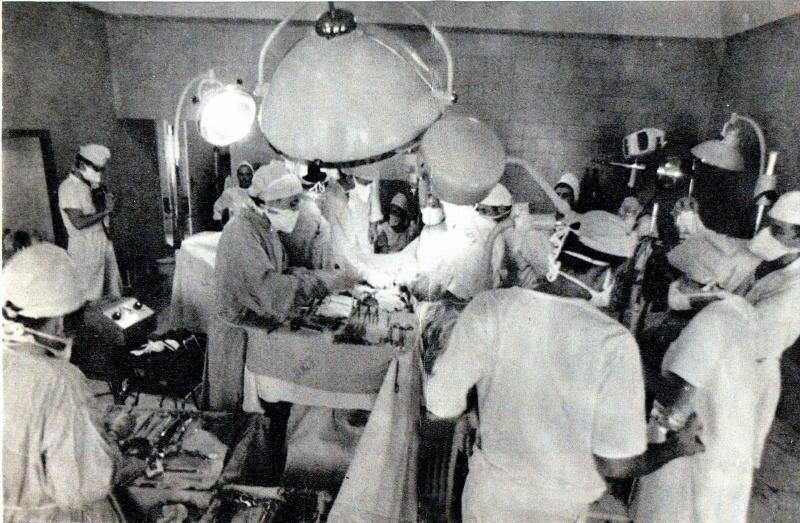 Podolay transplantacia srdca 1968