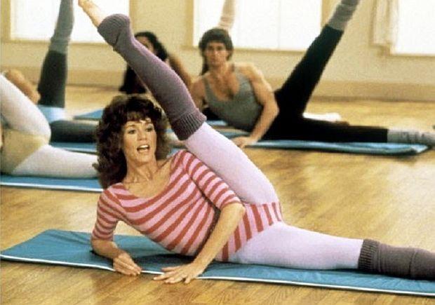 198220 Jane20 Fonda20 Workout20 VHS