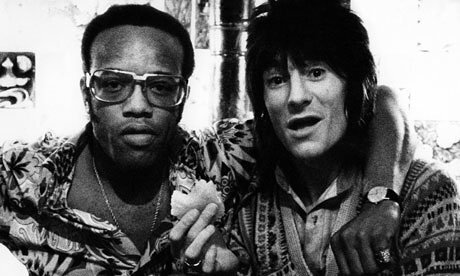 Bobby Womack with Ronnie 008