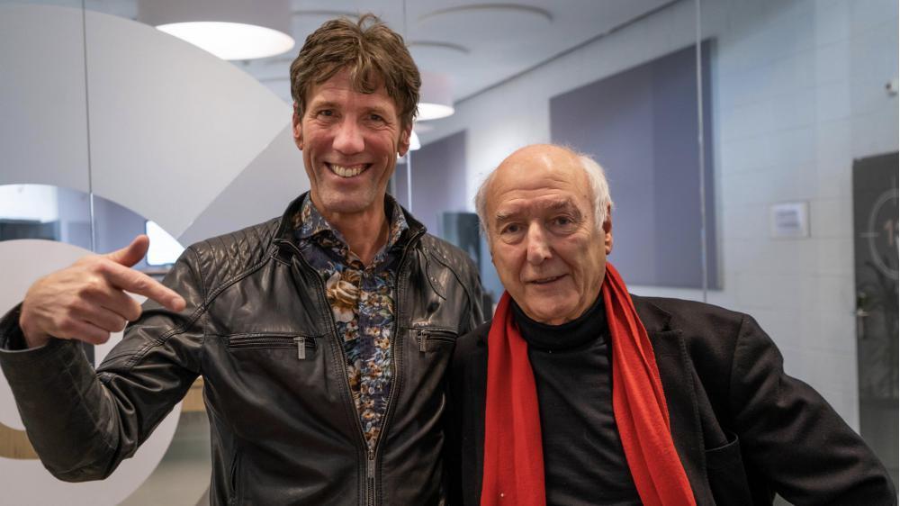 'Godfather' Nederlandse Rock & Roll vertelt