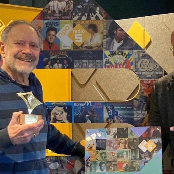 NPO Radio 5 Evergreen Award 2020 voor Rob de Nijs