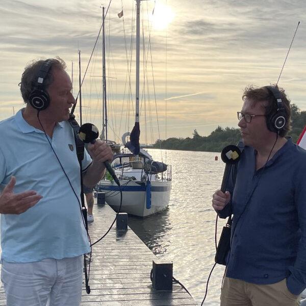 Luister terug: Bert Haandrikman live vanaf de camping