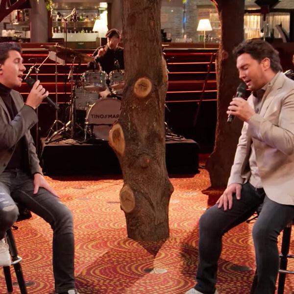 Tino Martin en Jan Smit zingen prachtig duet