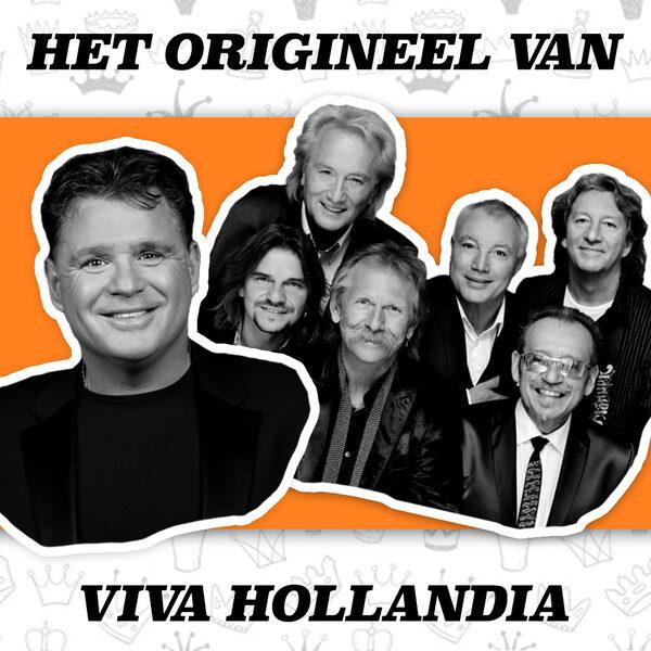 Het origineel van 'Viva Hollandia' van Wolter Kroes
